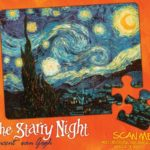 Starry Night - 24 Piece Kids Puzzle