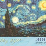 Starry Night - 300 Piece Puzzle