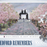 National D-Day Memorial Puzzle Box Top