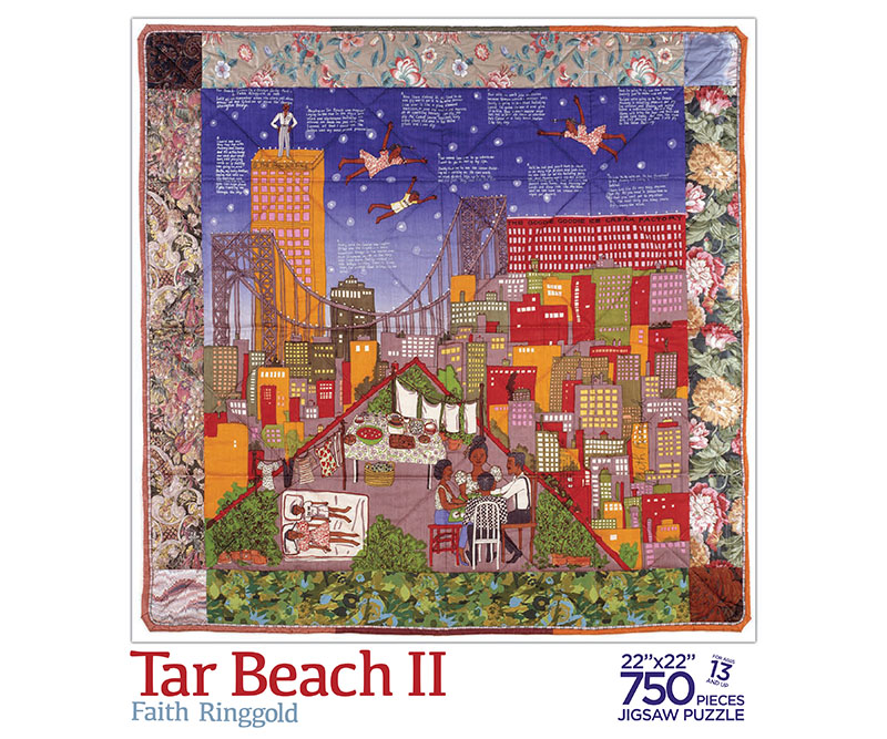 Tar Beach II by Faith Ringgold