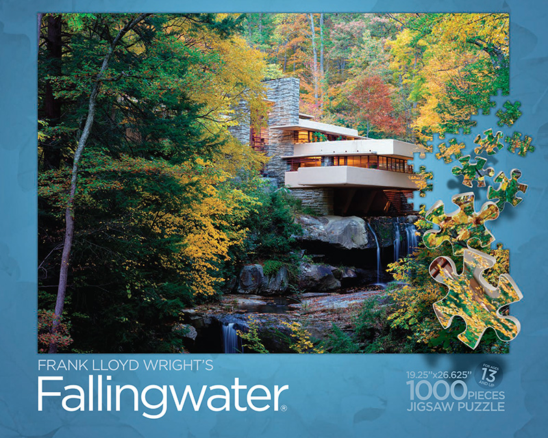 Falling Water (Frank Lloyd Wright house)