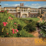 Sanctuary at Kiawah Island Puzzle Box Top